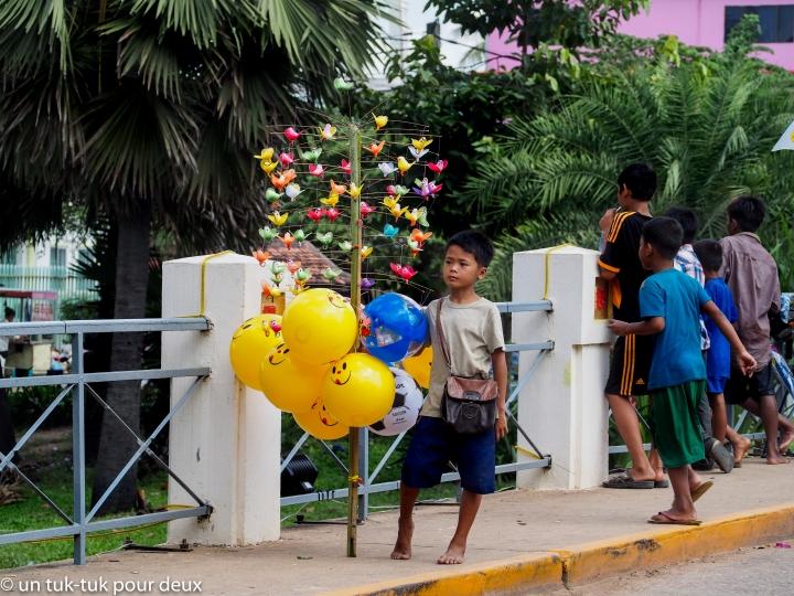 Cambodge, on en veut « Ankor»