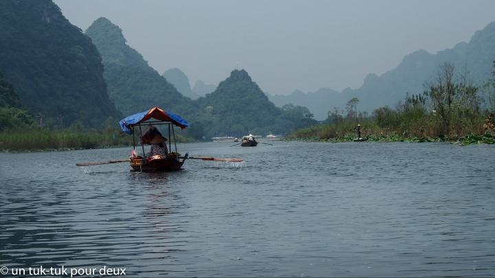En route vers Hanoï auVietnam