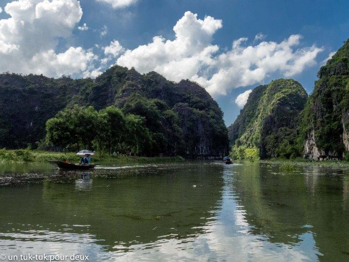 Ninh Binh, inondée par letyphon