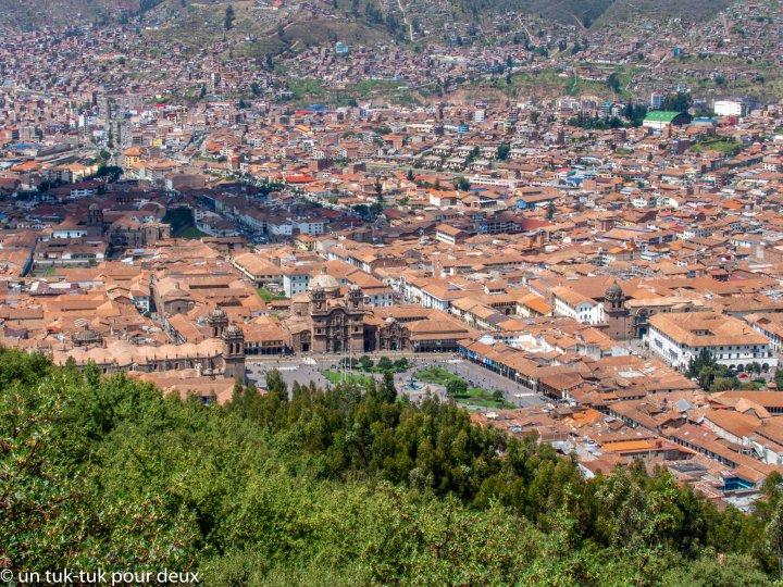 Cuzco… Cusco… la capitale inca peut être fière de son centrohistórico