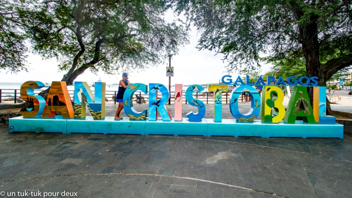 Galápagos: un 360 à la Isla SanCristóbal