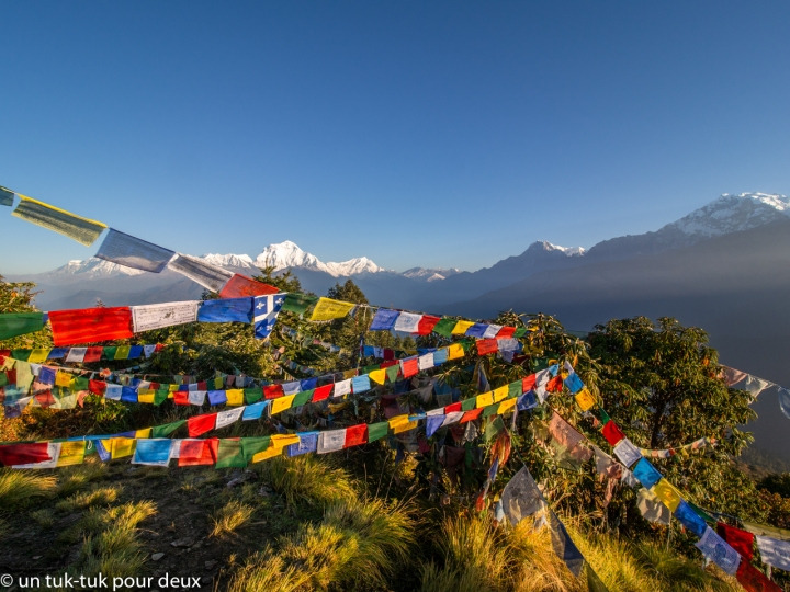 Népal : le mot de la fin, bilan etitinéraire