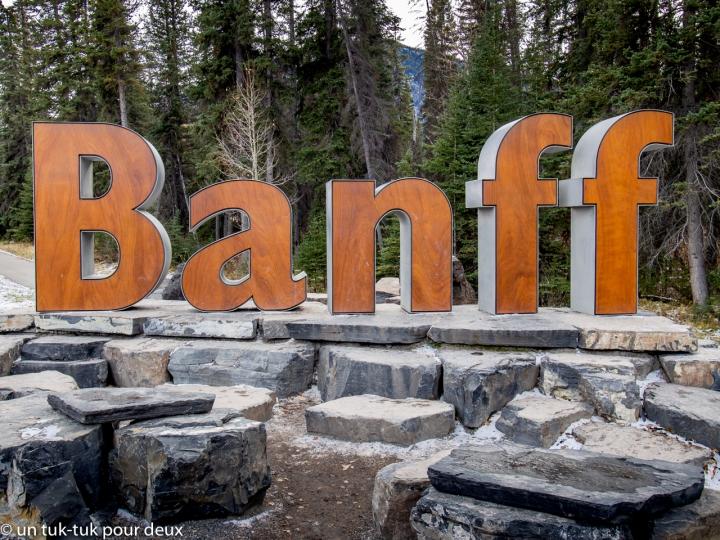 Banff, l'opposé d'un bof(f)!