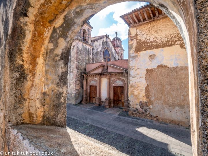 3 provinces, 3 Pueblos Mágicos, 3 sites archéologiques, de l'art et de lanature