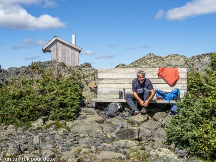Sommet du Mont-Albert