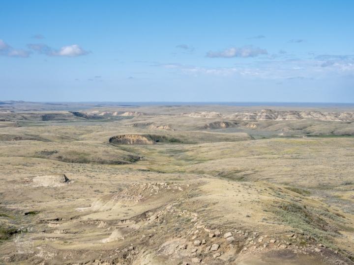 Le Parc national des Prairies, des Badlands pour lesgentils